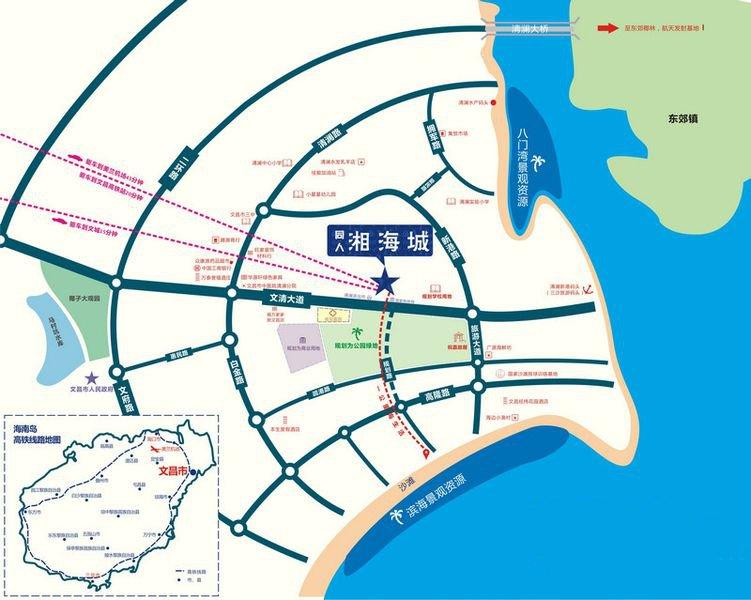 同人湘海城交通图 (1)
